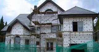 Фасадные работы Чебоксары цена от 267 руб. м2
